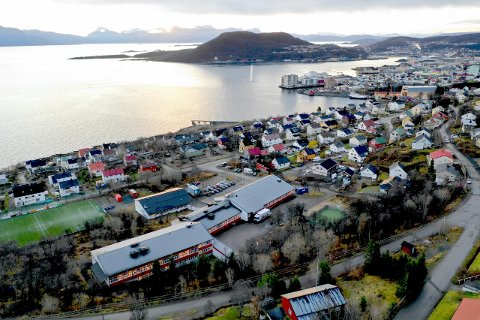TREGT: I Harstad var det sist mandag 86 boliger i markedet
