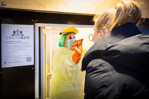 EKSTRA TILTAK: – Det jobbes hardt med å forhindre videre spredning fra de nye tilfellene, sier kommunkasjonssjef Øivind Arvola i Harstad kommune.
