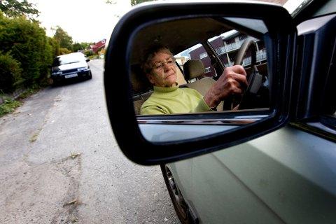 MØTTE I RETTEN: En kvinne i 70-årene møtte i Trondenes tingrett etter å ha forbrutt seg mot vegtrafikkloven. ILLUSTRASJONSFOTO: Gorm Kallestad/ NTB