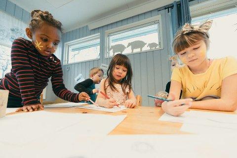 Mange flere barn kan få tilbud om plass i barnehage etter at alle partiene ble enige torsdag. Illustrasjonsfoto.
