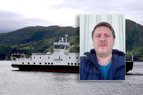 Svein-Olaf Flygel og Øyriket lokalutvalg ber Harstad kommune gripe inn for å hindre prisøkning for de som reiser ofte.
