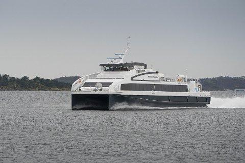 """MS """"Fjorddronningen"""""""