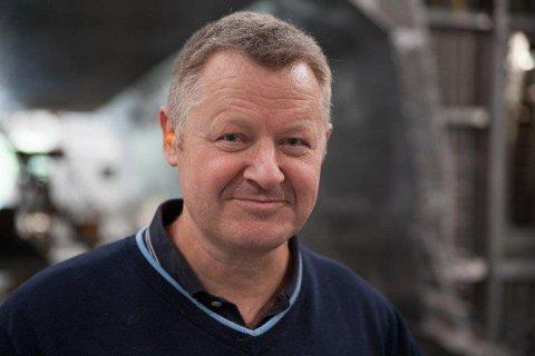 ALVORLIG: – Vi tar dette veldig alvorlig og håper å få snarlig kontroll, sier eier og daglig leder Bård Meek-Hansen ved Grovfjord mekaniske verksted etter helgens smitteutbrudd blant produksjonsstaben.