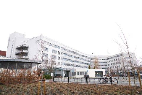 INNLAGT: Sykehuset Levanger har nå seks innlagte pasienter med påvist smitte.
