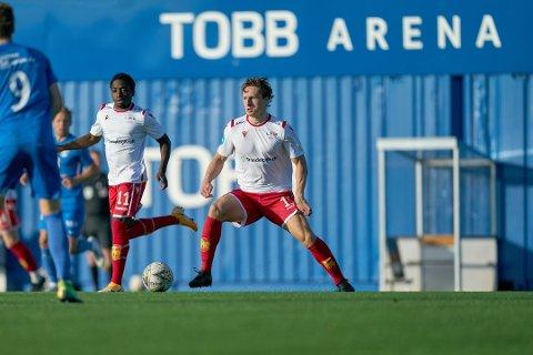 FORLATER LFK: Håvard Lorentsen fortsetter fotballkarrieren i Stjørdals-Blink.