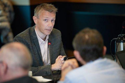 FOR LITE AMBISIØST: Espen Leirset og Levanger Ap mener forslaget til partiprogram er for lite ambisiøst, og mener en ny og storstilt familiereform må til for at partiet skal vinne valget til høsten.
