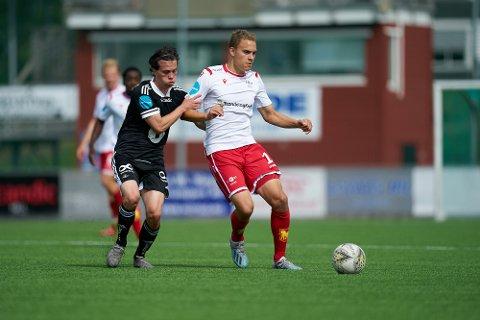 TO X RBK 2: Levanger FK skal spille to treningskamper mot Rosenborg 2 før seriestarten.