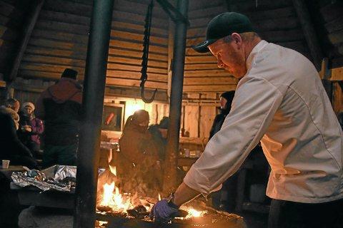 CATERING OG GODE RÅD: John Philip Friberg har etablert Friberg Food AS, med forretningsadresse i Skogn. Foretakets formål er produksjon og salg av mat, cateringvirksomhet, samt rådgiving innenfor mat og matproduksjon.