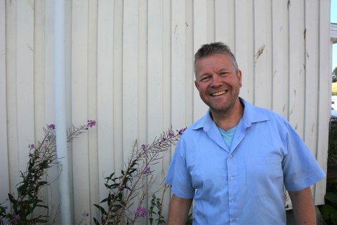 SLUTTER: Paal Stavrum har sagt opp jobben som daglig leder i Inderøy Utvikling.