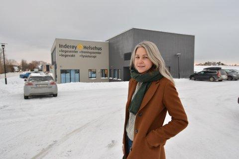 VENTEKRARANTENE: Kommuneoverlege Guri Falch bekrefter at en skoleklasse i Inderøy er satt i ventekarantene i forbindelse med smitteutbruddet i Snåsa.