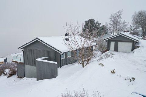 3.100.000: Bålhaugvegen 39 på Hylla i Inderøy er solgt for kr 3.100.000 fra Benedikte Røtvold og Stian Røtvold til Elise Aksnes og Stian Sørli Ravlo.
