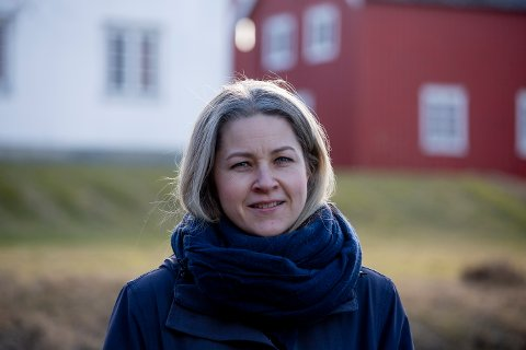 DELTA. Kommunelege Guri Falch bekrefter at smittetilfellet i Inderøy fra 2. juli er smittet av deltavarianten.