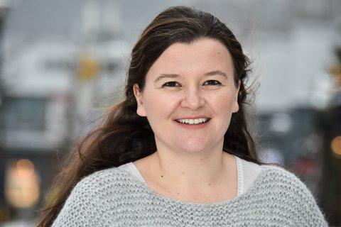 Søker ny leder: Alette Eldøy fra Momoen er informasjonskonsulent i Aurskog-Høland kommune.