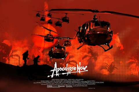 I LOVE THE SMELL OF NAPALM IN THE MORNING: Apocalypse Now er et filmatisk mesterverk.
