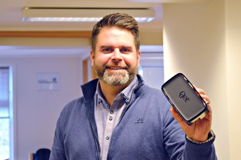 Satser: Daglig leder Roar Olsen i Romerike Bredbånd lover sine kunder et godt TV- og bredbåndstilbud.