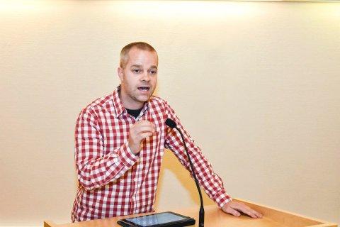 Steinar Ottesen er leder i komite for helse og rehabilitering, som har diskutert Fysak-tilbudet. Foto: Øyvind Henningsen