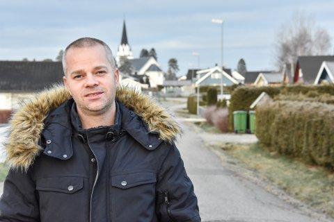 Steinar Ottesen (Ap).