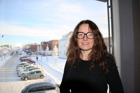 Bekymret: Ordfører Marianne Grimstad Hansen leder en kommune med en meget krevende økonomi.