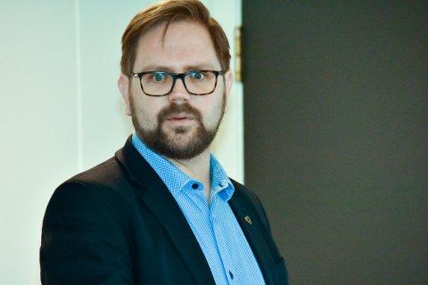 Økt godtgjørelse: Dersom Roger Evjen også blir ordfører i nye Aurskog-Høland kommune, har hans dobbeltstemme sikret ham høyere godtgjørelse.