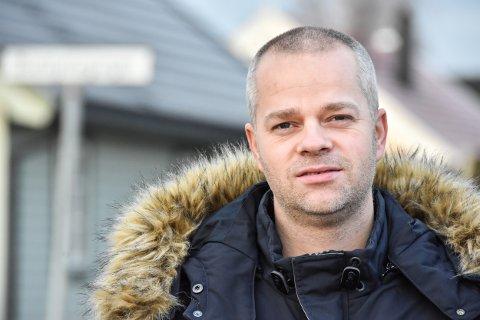Steinar Ottesen (Ap) går til valg på fortsettelse av eiendomsskatten.