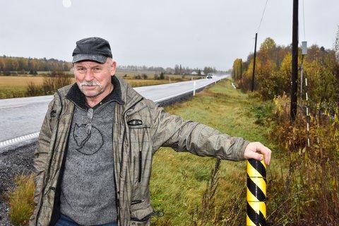 Einar Holum mener gjennomsnittsmåling ville ha fått bukt med den høye hastigheten på Renorsletta og Kompveien.