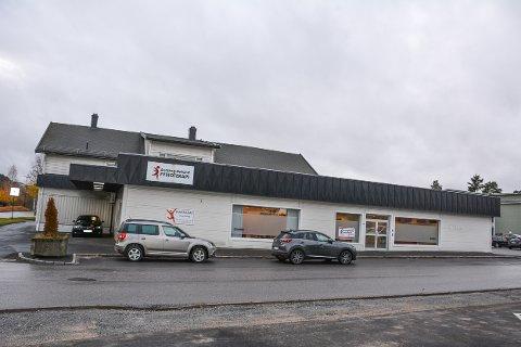 FLYTTER: Aurskog-Høland Fysioterapi flytter fra lokalene i Bjørkelangen sentrum, men det er ikke bestemt hvem som kommer etter dem.