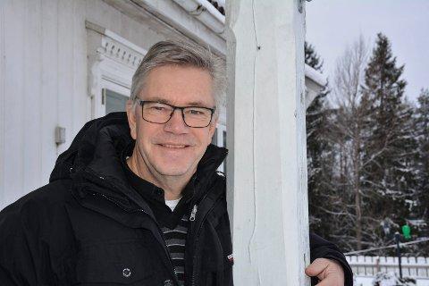 20 ÅR: Gunnar Øvstegård understreker at han har hatt 20 gode år som sogneprest på Løken og Hemnes. Men nå er det tid for endring.