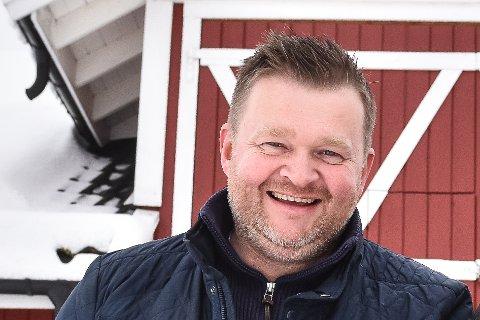 Tom Erik Halvorsen gleder seg til å bli trener for Aurskog-Høland FK kvinner i 3. divisjon kommende sesong.