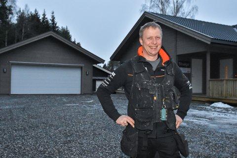 Per Morten Halvorsen lever opp til firmanavnet sitt.