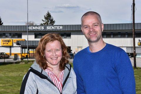 Tove Hønsen Johannessen fra Hemnes er nykommer på valglista, og inviterer til folkemøte sammen med leder Steinar Ottesen i Aurskog-Høland Arbeiderparti.