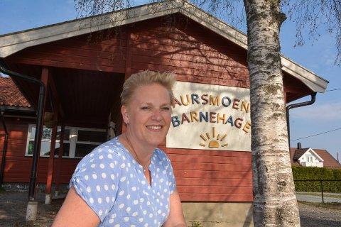 Heidi Cecilie Bjoraa Gilje Virksomhetsleder, Aursmoen barnehage.