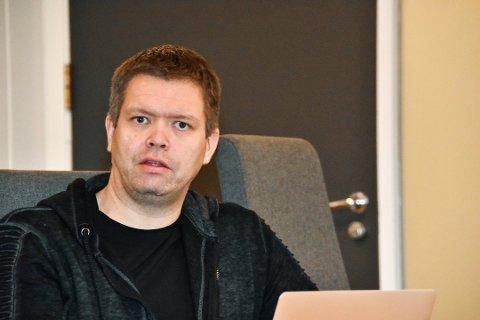Rune Skansen reagerer på at lovens minstekrav om antall skjenkekontroller i Aurskog-Høland kommune ikke ble oppfylt i 2018 og mener dette bør få konsekvenser for kontrollselskapet. Arkivfoto: Øyvind Henningsen