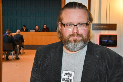 Nils Saugen fulgte ekspropriasjonssaken i kommunestyret.