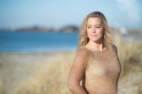 POPSTJERNE: Hanne Sørvaag kommer til Bjørkelangen på torsdag.