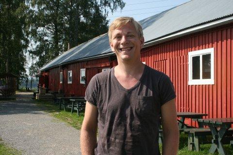 ORDFØRERKANDIDAT: Thor Christian Grosås går i gang med en hektisk valghøst.