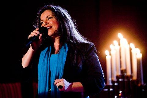 TILBAKE TIL KOMMUNEN: Jenny Jensen har spilt konserter i kommunen før, da gjerne julekonserter, men nå gleder hun seg til å spille på Bjørkelekene.