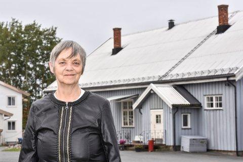 Leder Eli Fjeldstad i Løken pensjonistforening inviterer til konsert.