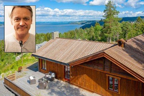 SOLGT: Den unike eiendommen til Egil Arne Knutsen er solgt til i underkant av 6 millioner.