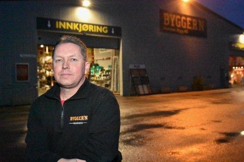 Ole Ivar Berg ønsker mer fritid, og har solgt aksjemajoriteten i Hemnes Bygg AS.