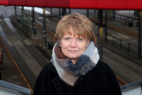 SKAL HA MØTE: Lørenskog kommune skal ha beredskapsmøte etter pressekonferansen til Oslo. Det opplyser ordfører Ragnhild Bergheim (Ap).