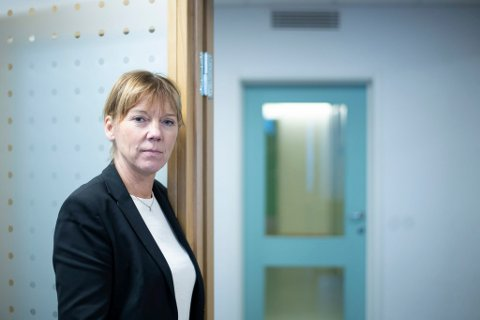 ENSTEMMIG VEDTATT: Kommunedirektør Trine Myrvold Wikstrøm sitt forslag ble enstemmig vedtatt i formannskapet onsdag.