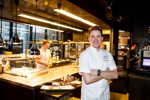 Fortviler: Kjendiskokk Christer Rødseth fra Aurskog mener restaurantbransjen får svi med de nye tiltakene i Oslo.