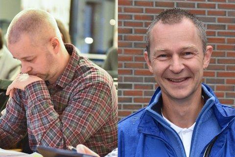 Steinar Ottesen og Arbeiderpartiet må gi tapt. Rune Jørgensen (Frp) sikrer sammen med Sp, H og KrF flertall for å kutte i eiendomsskatten.