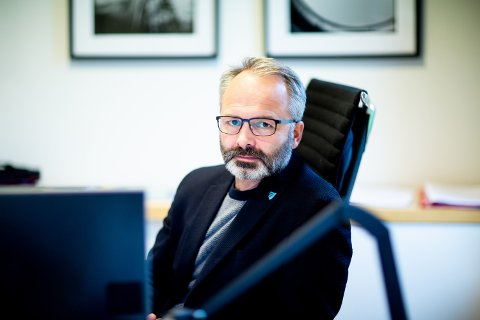 ANNERLEDES JUL: Ordfører Jørgen Vik ber innbyggerne vise hjerterom, men ikke husrom i denne korona-pregede jula.