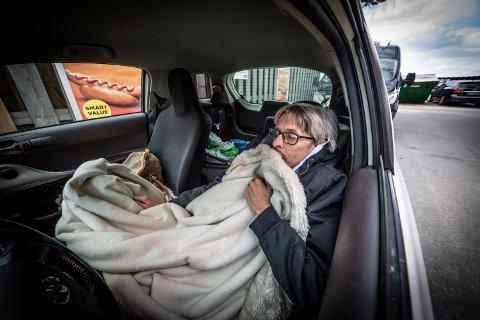 BILLIV: Bjørn Kirkeby fikk ikke lov å bo i hybelen han leier  etter at kom hjem fra Thailand i forrige uke.