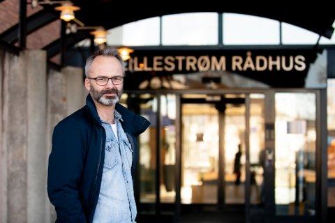 UHELDIG: Ordfører i Lillestrøm kommune, Jørgen Vik, kom utfor en heller uhendig formulering under behandlingen av områdereguleringsplanen for Bingen Lenser.