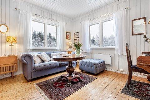 VESTSIDA: Bolig til salgs på Søndre Land er lagt ut til salgs for en halv million kroner mer enn for bare noen måneder siden.