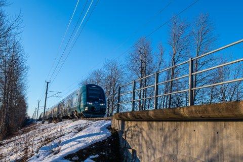 ØKT AMBISJON: Høringsinstansene vil ha økt ambisjonsnivå for Kongsvingerbanen.
