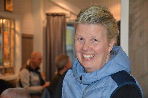 HYLLER LOJALITETEN: Daglig leder Nina Granerud Fjeld i SHIUL er glad for at de fleste medlemmene i laget fortsetter å betale kontingenten til tross for mindre aktivitet det siste året.