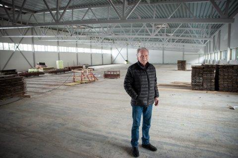 Lillestrøm kommune sier i utgangspunktet nei til å støtte Eight Amcars Club med et millionbeløp, men president Jack Tveter har stor tro på at de vil komme fram til en løsning.